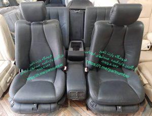 صندلی بنز ماساژوردار سردکن گرمکن