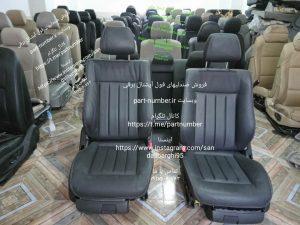 صندلی بنز سری E400 ۲۱۲
