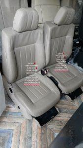 صندلی بنز اتاق E ماساژوردار