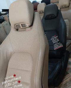 صندلی بنز کروک ۲۰۱۹