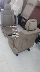 صندلی بنز اتاق E ماساژور و سردکن و گرمکندار
